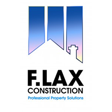 logo F. Lax Construction