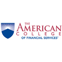 logo The American College of Financial Services